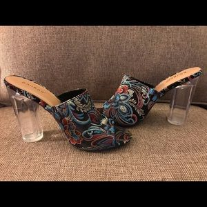 Gorgeous Bamboo Mules